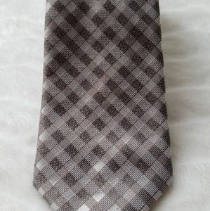 Grey and Sliver DKny Tie